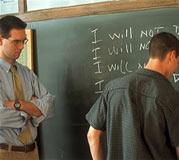 Donner une dimension pédagogique à la discipline et à la sanction : sanctionner et non punir  (partie 2) - SUITE