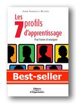 le livre best seller : 7 profils d'apprentissage
