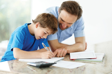 Comment aider son enfant aux devoirs ?